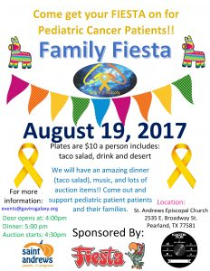 Family Fiesta presented by Fiesta Mart