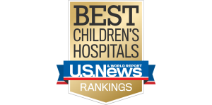 US News Ranking - Best Children's Hospital