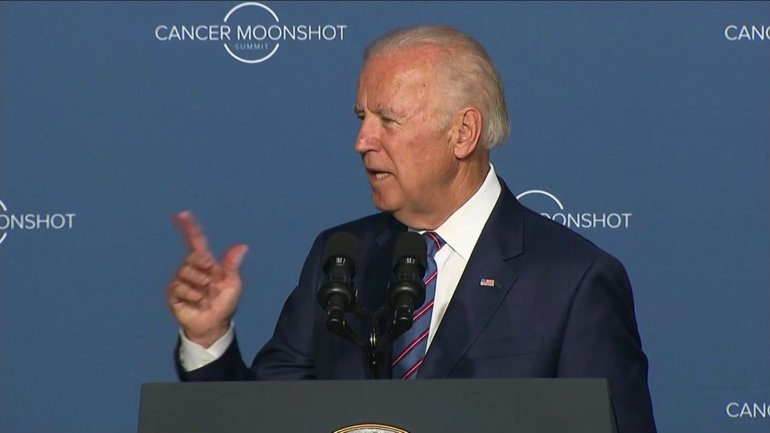 Joe Biden Moonshot Program